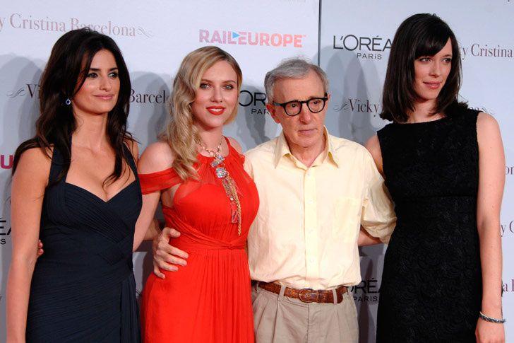 Musas de Woody Allen