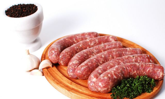 how to cook fresh hungarian sausage