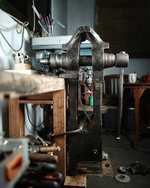 Blacksmith Shop, Blacksmithing, Metal