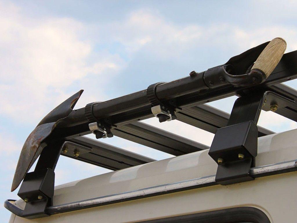 Ratcheting Spade Shovel Mount By Front Runner Shovel Roof Rack Aluminum Roof