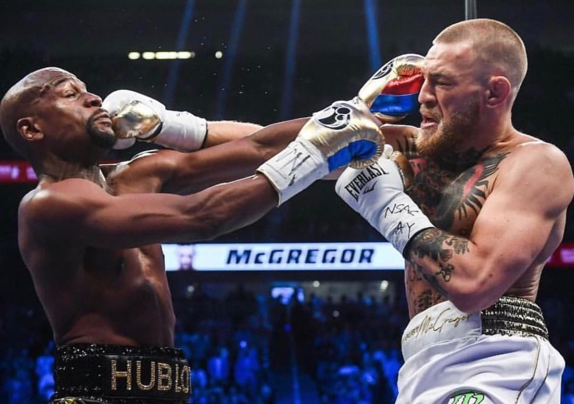 Pin by Jeff Brady on Conner Mcgregor fight, Mayweather