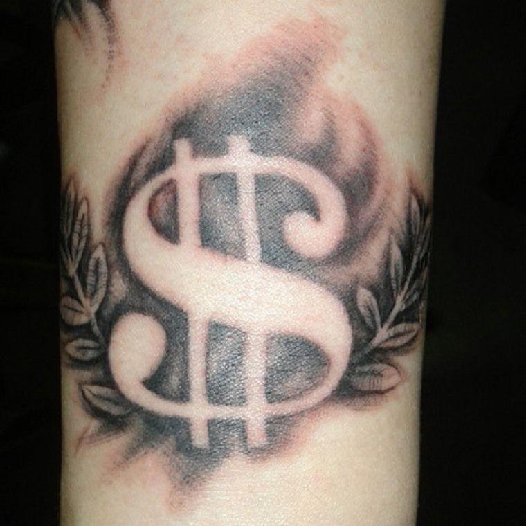 dollar sign tattoo tattoos that i love pinterest