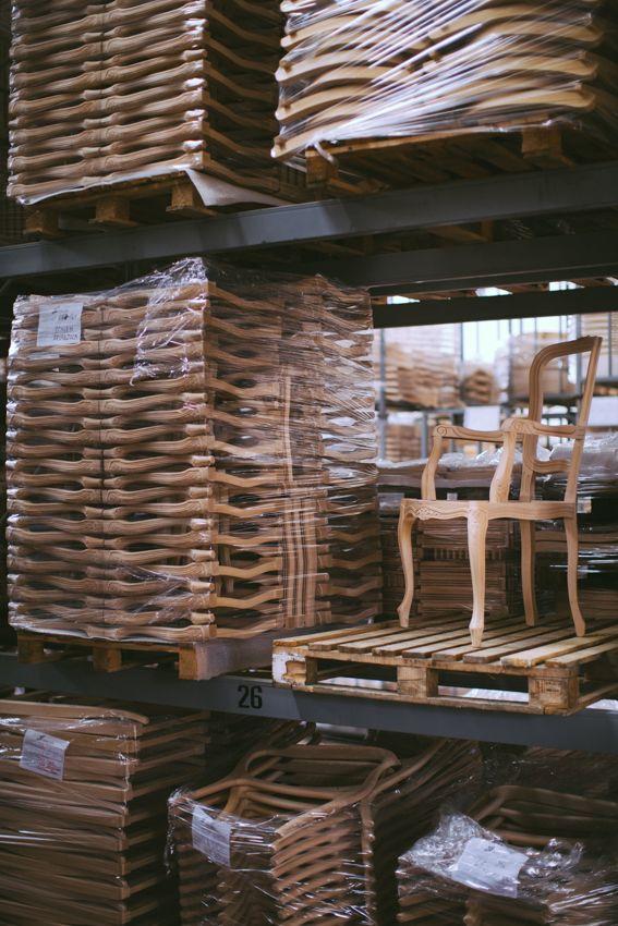 Brianzola armchair by Venetasedie Production