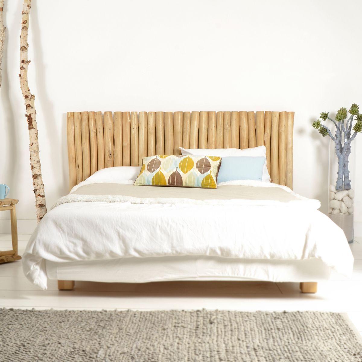Bett aus treibholz  Kopfteil Bett aus Treibholz 180 River | Interior Ideen | Pinterest ...