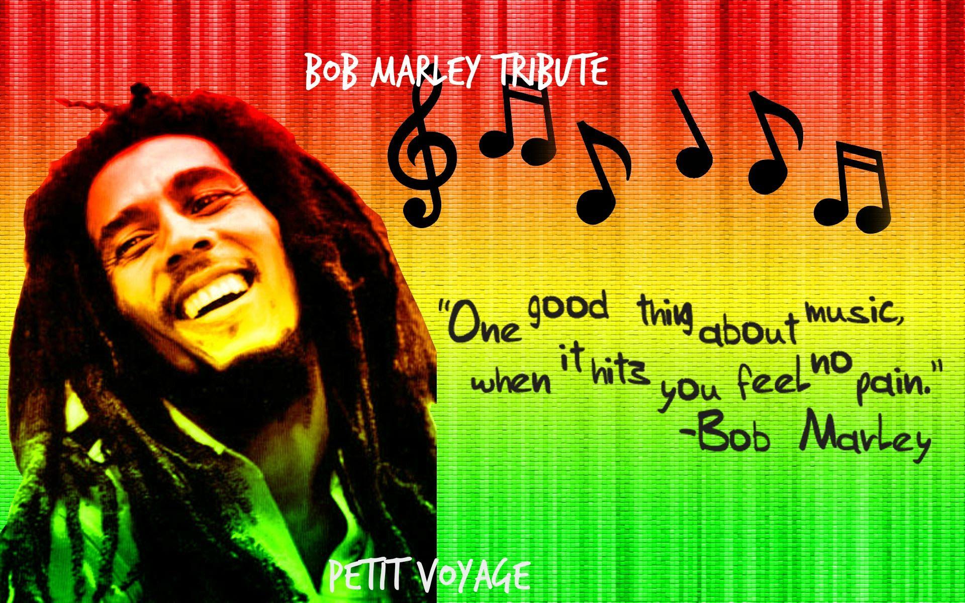 Bob Marley Tribute 70 years.