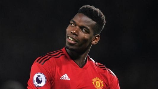 Pogba loving Man Utd limelight after escaping 'shadows' cast by Mourinho