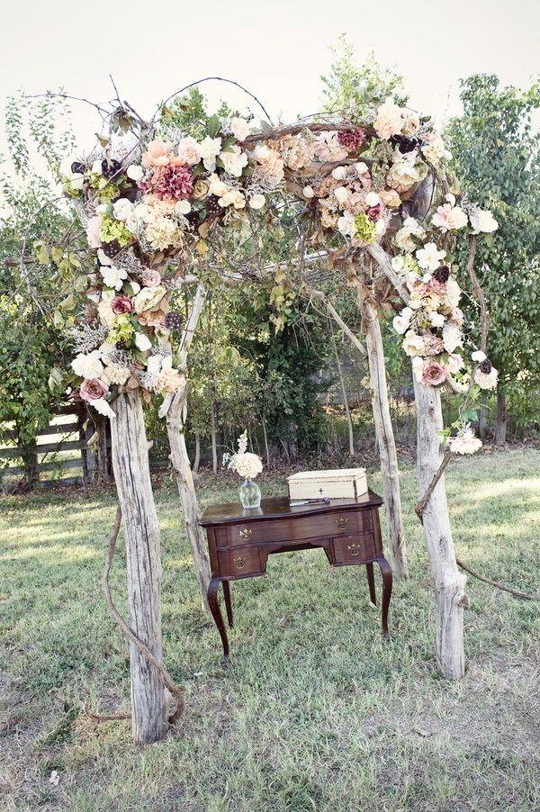 Memorable Outdoor Wedding Ceremony
