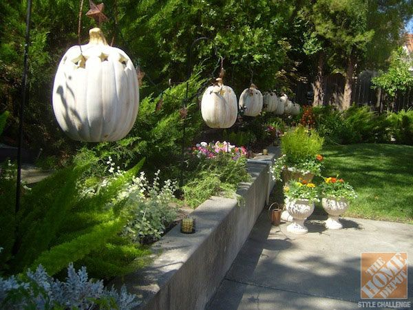 Halloween Decorations Create Luminous Patio Decor Halloween - create halloween decorations