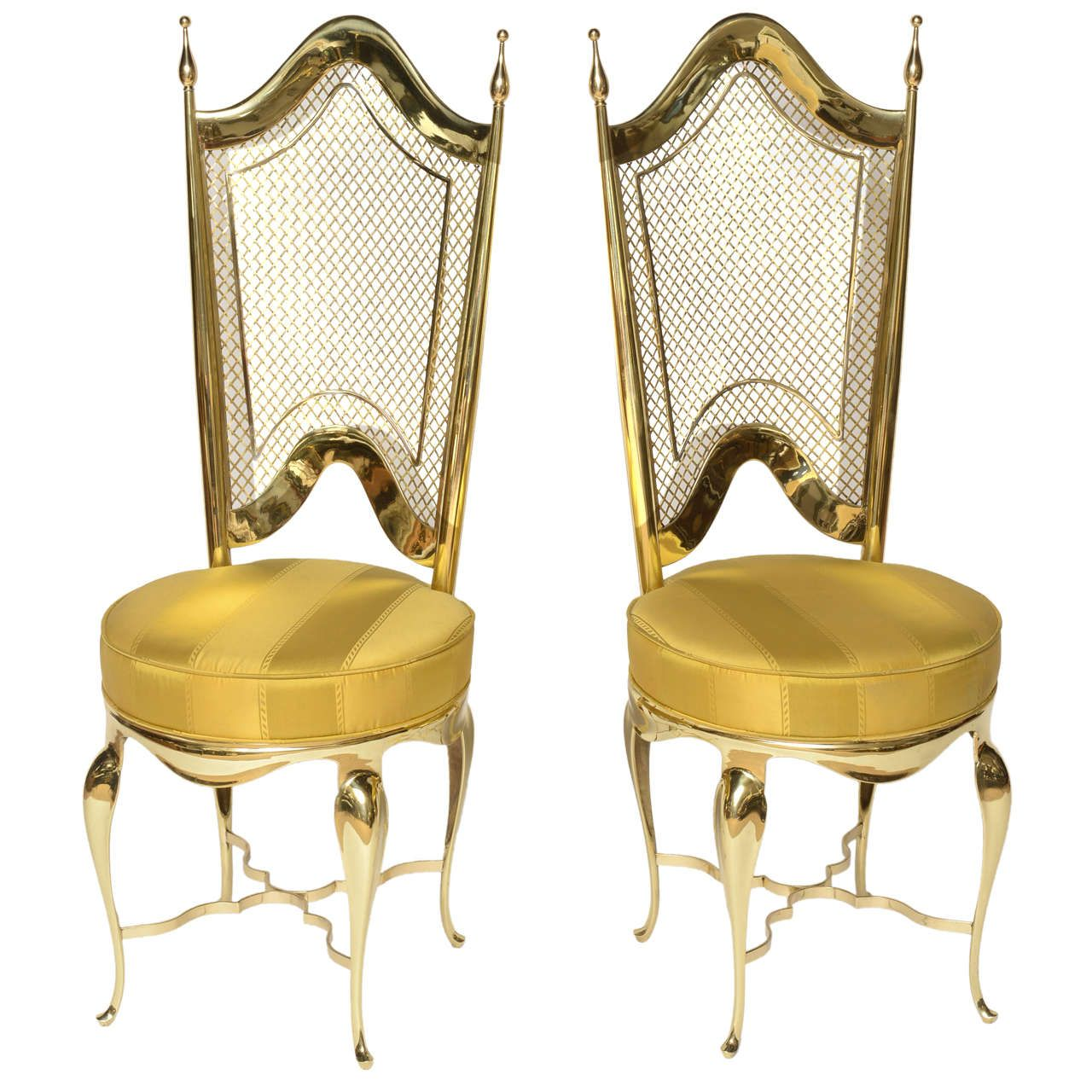 Best Extremely Unique Brass Accent Chairs From A Unique 400 x 300