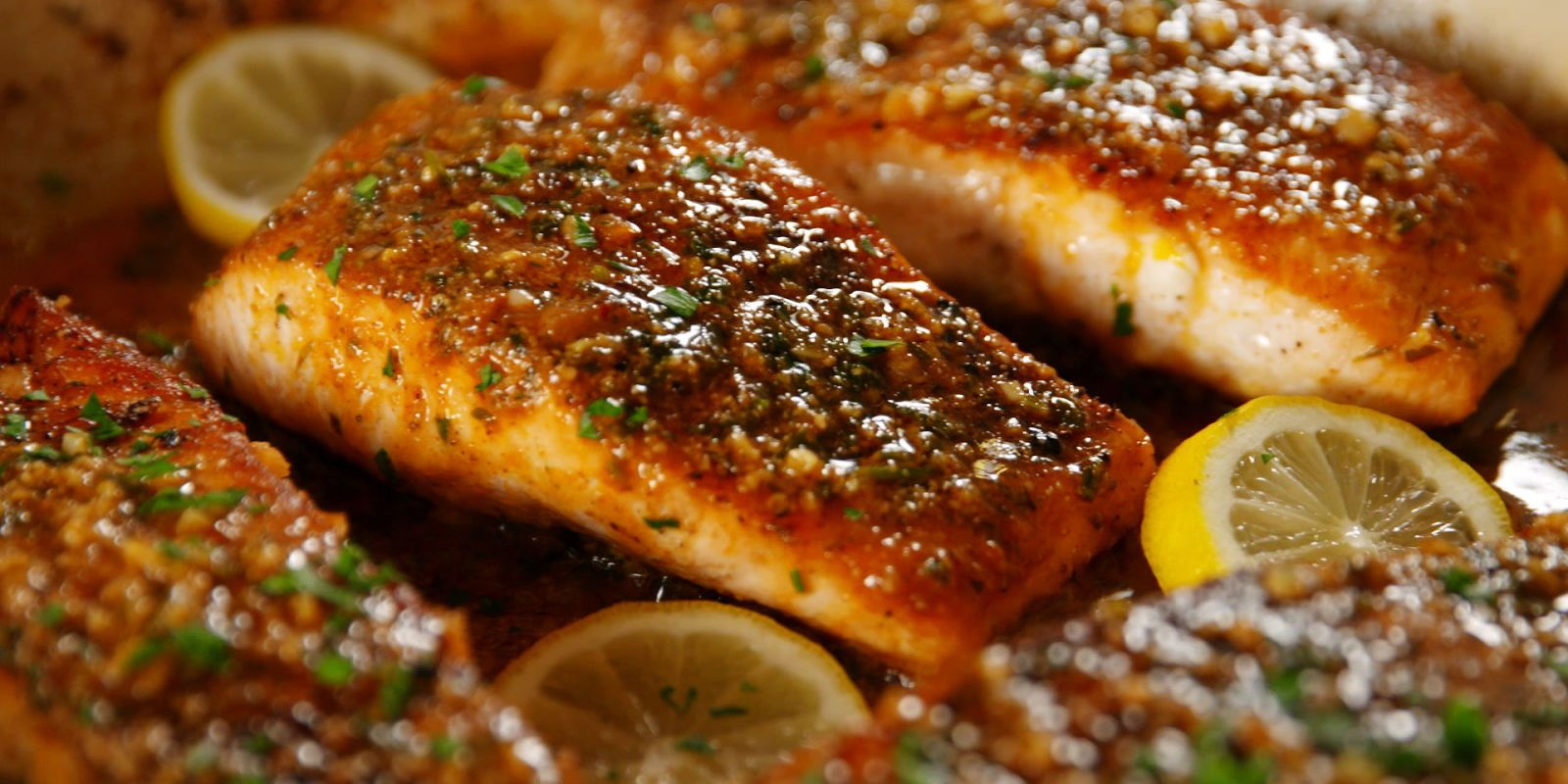 Cajun Parmesan Salmon Is Just The Kick You Need