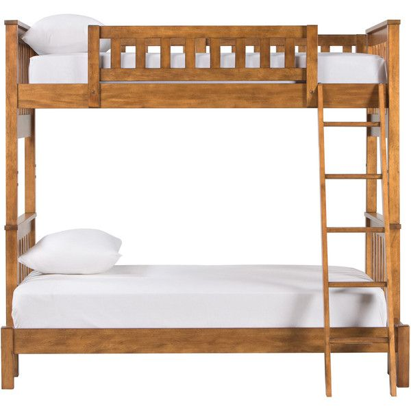 Ethan Allen Dylan Bunk Bed 1 199 Liked On Polyvore Featuring