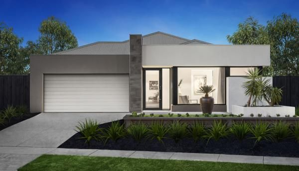 Review Single Story Modern Homes With Images Contemporary