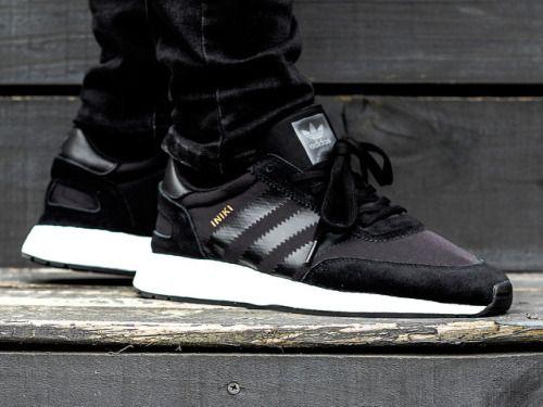 Adidas iniki runner impulso nero 2017 (byymor80) le scarpe