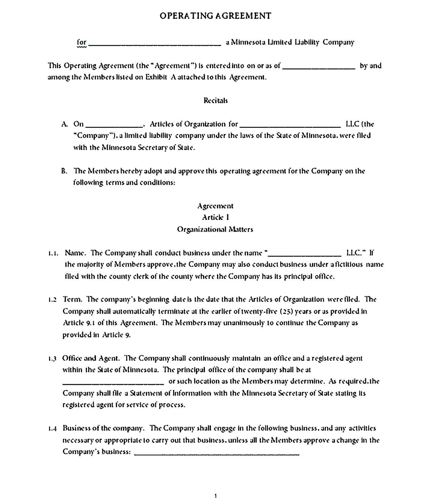 Llc Articles Of Organization What They Are And How To File Them Regarding Llc Annual Report Template Gr Report Template Annual Report Professional Templates