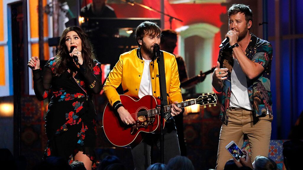Country band Lady Antebellum changes name to Lady A
