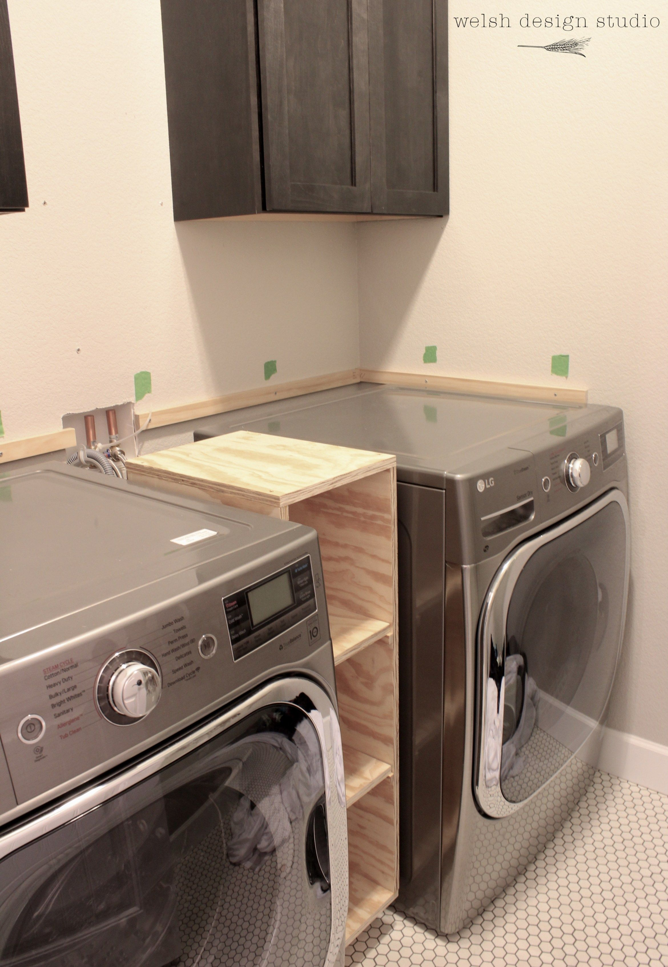 A Quick Laundry Room Progress Update images