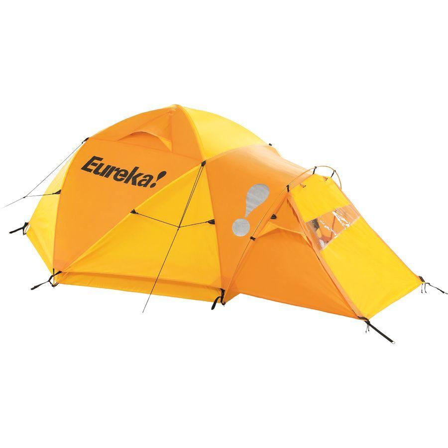 Eureka - K-2 XT Tent 3-Person 4-Season - One  sc 1 st  Pinterest & Eureka - K-2 XT Tent: 3-Person 4-Season - One Color   tents for ...
