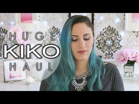 ❤ Huge KIKO  Haul !!! ❤  NEW VIDEO!!! OMG It's a massive Beauty Spluge!! :D Ahah, check out what I got from KIKO! Hope you like it! ;)   #KIKO #KIKOcosmetics #Makeup #Makeupguru #Makeupcollection #Makeupartist #MUA #Trucchi #Trucco #shinelustliptint #Lipsticks #rossetti #StreetGlamEyeshadow  #Palette #HAUL #KIKOHaul #BeautySplurge #Makeupsplurge #Splurge #makeuphaul #eyeshadows #makeupbrushes #palette #trucco #trucchi #ombretti #infinityeyeshadow #infinityeyeshadows #eyesclics #clicsystem
