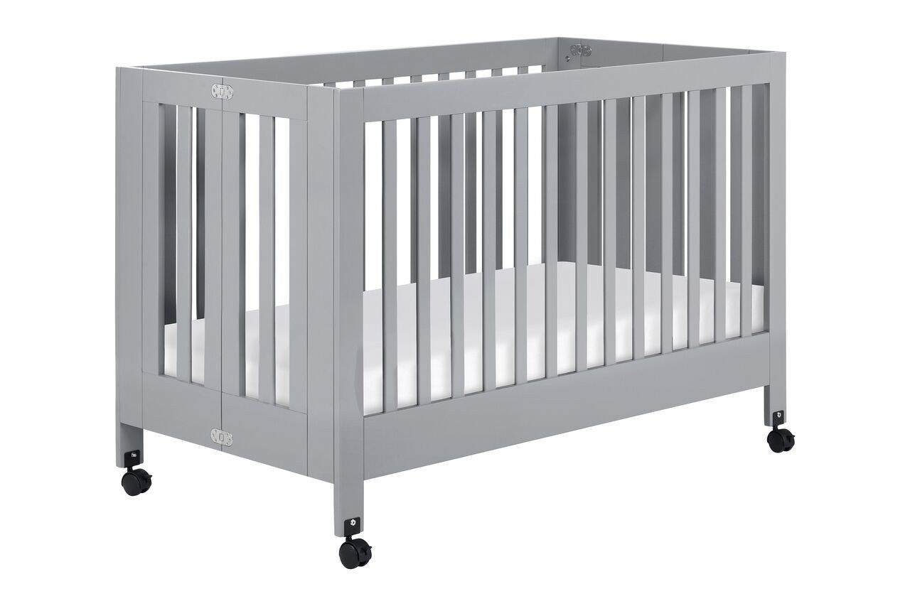 shipping nursery mercer piece grey babyletto dresser hudson and changer in set white free crib