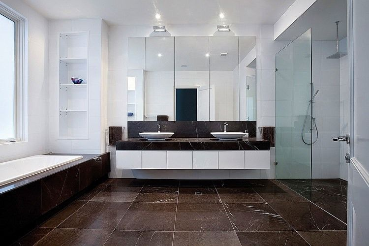 patriciaalbercablogspot Cuartos de baño - Bathrooms - baos lujosos