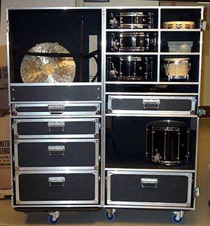 Drum Box Touring