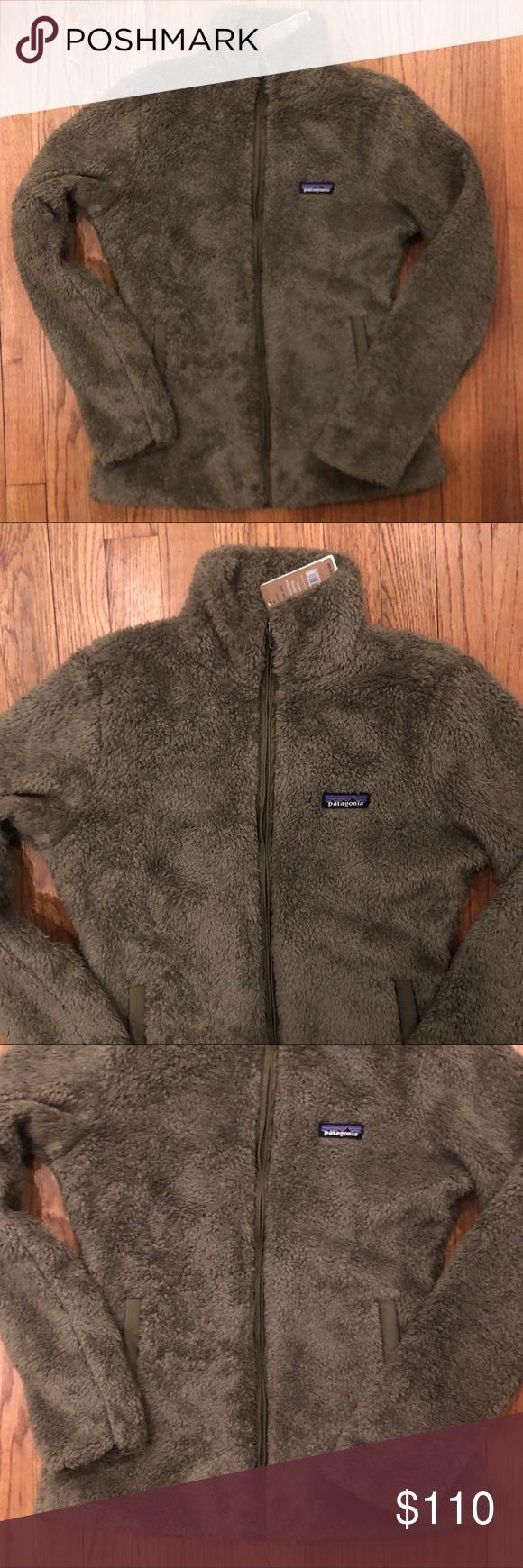 5ebc2ba26f Patagonia Women s Los Gatos Fleece Jacket Size M Patagonia Women s Los  Gatos Fleece Jacket Size M