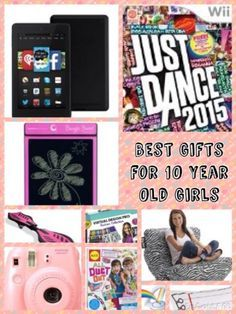 Best Gifts for 10 Year Old Girls | 10th birthday, Tween girls and ...
