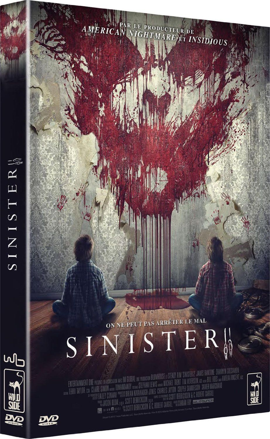 Concours Sinister Ii Gagnez Des Dvd Et Blu Ray Cine Toile Com Scary Movies Horror Movies Horror Movie Posters