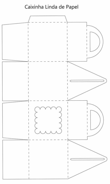 10 Caixinhas De Papel Com Moldes Faceis Dicas Praticas Cajas