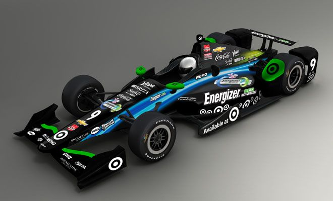 2015 Target Chip Ganassi Racing, Scott Dixon