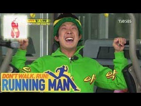 Running Man Ep 127 [Eng Sub] : Choi Ji Woo, Jung Yong Hwa