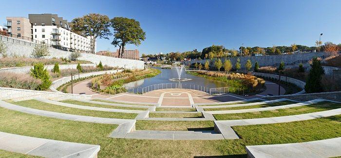 Elementos del diseño urbano | Diseño urbano, Parque urbano ...