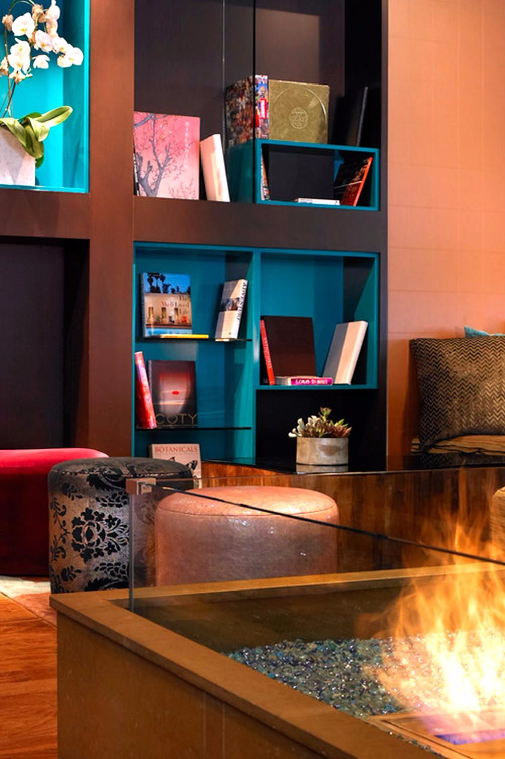 Sip On Super Creative Cocktails In The Warm, Relaxed Living Room Lounge. W  Scottsdale