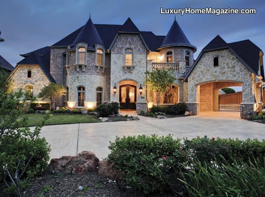 Luxury Home Magazine Dallas Fort Worth Luxury Homes