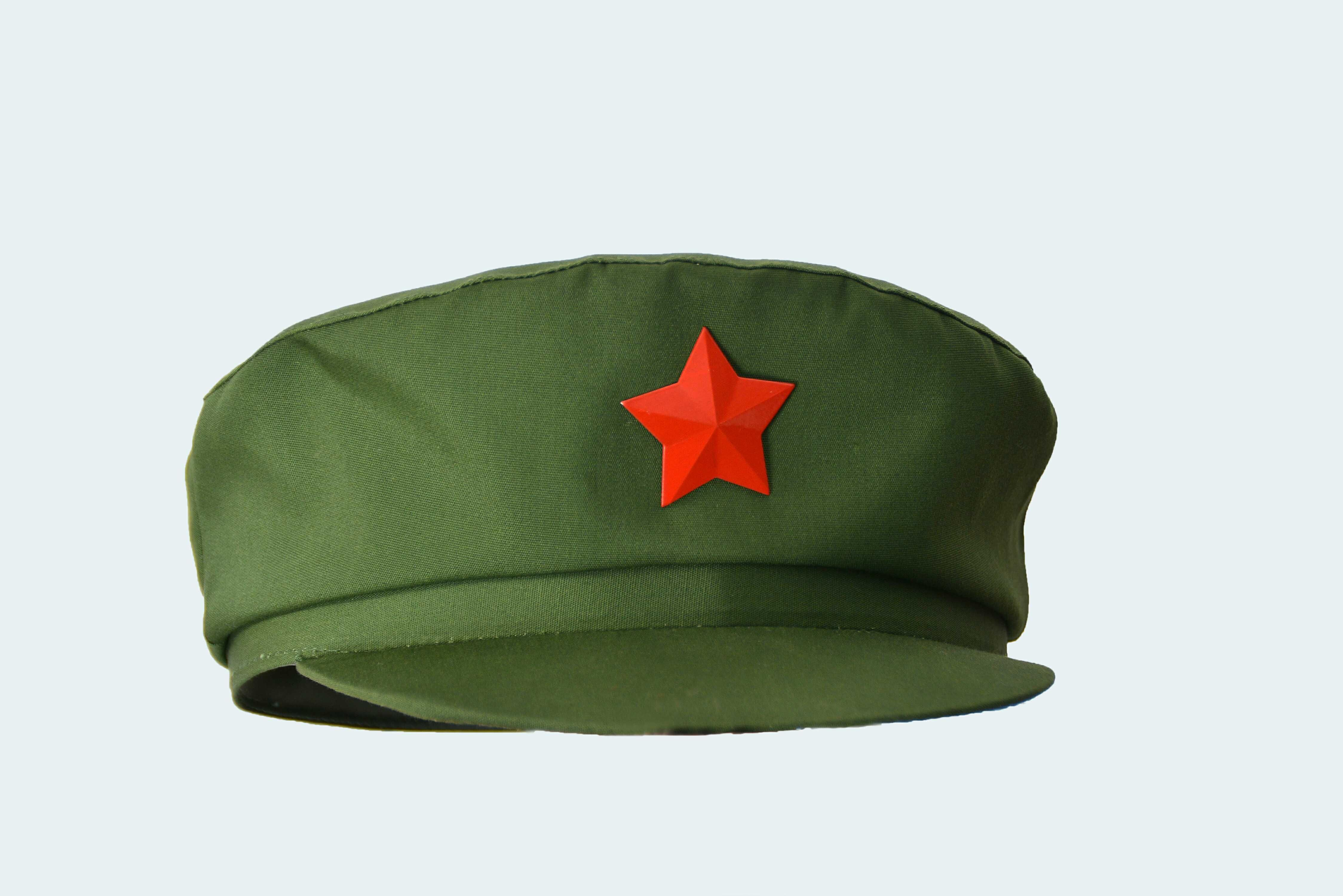 83d0604534c 中国人民解放军65式军服解放帽   Type-65 field cap of the Chinese People s Liberation Army