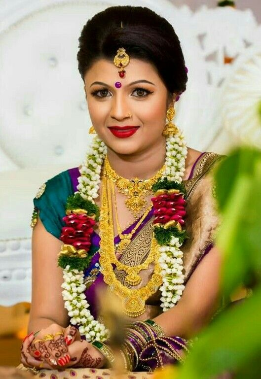 Pin by ALN Desikar on Brides in 2020   Indian bridal