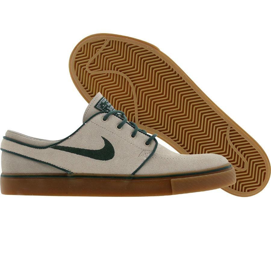 9335ba87e5a75 Nike Zoom Stefan Janoski SB (birch   noble green   pl grey   gum light  brown)