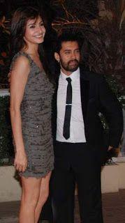 Anushka Sharma With Aamir Khan Unseen Pics Brootle Bollywood