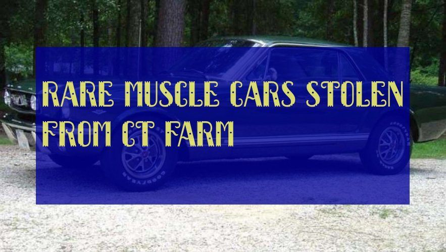 rare muscle cars stolen from ct farm  seltene muskelautos von ct farm gestohlen rare muscle cars stolen from ct farm  Wallpapers muscle cars  Concept muscle cars  muscle...