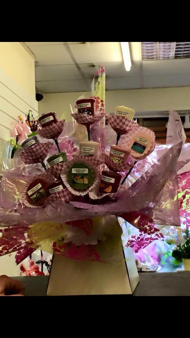 Yankee Candle Bouquet Lovely Present Idea