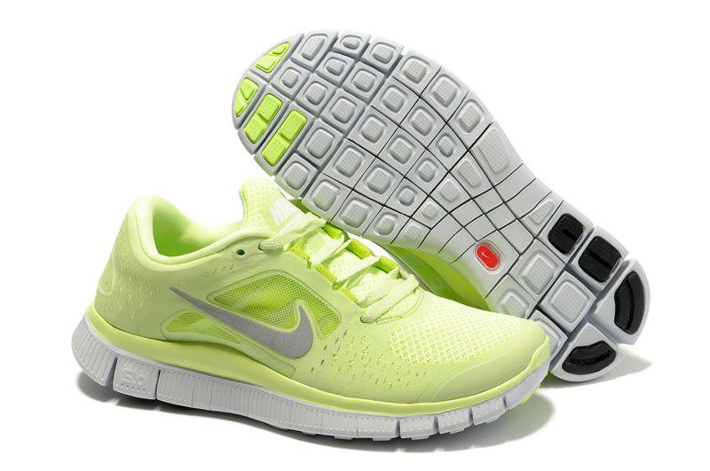 Neon Youth Nike Free Runs  f636a8b272
