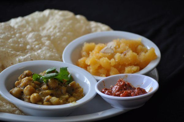 Halwa Puri «  One of the Most Popular Breakfast in every region of Pakistan