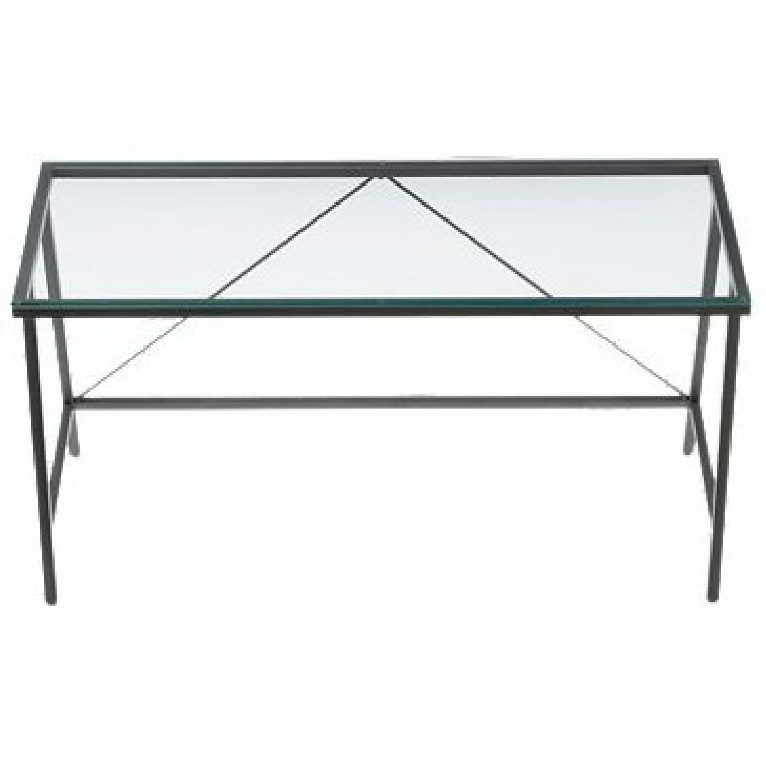 CB2 Dwight Console Desk 246 driggs Pinterest