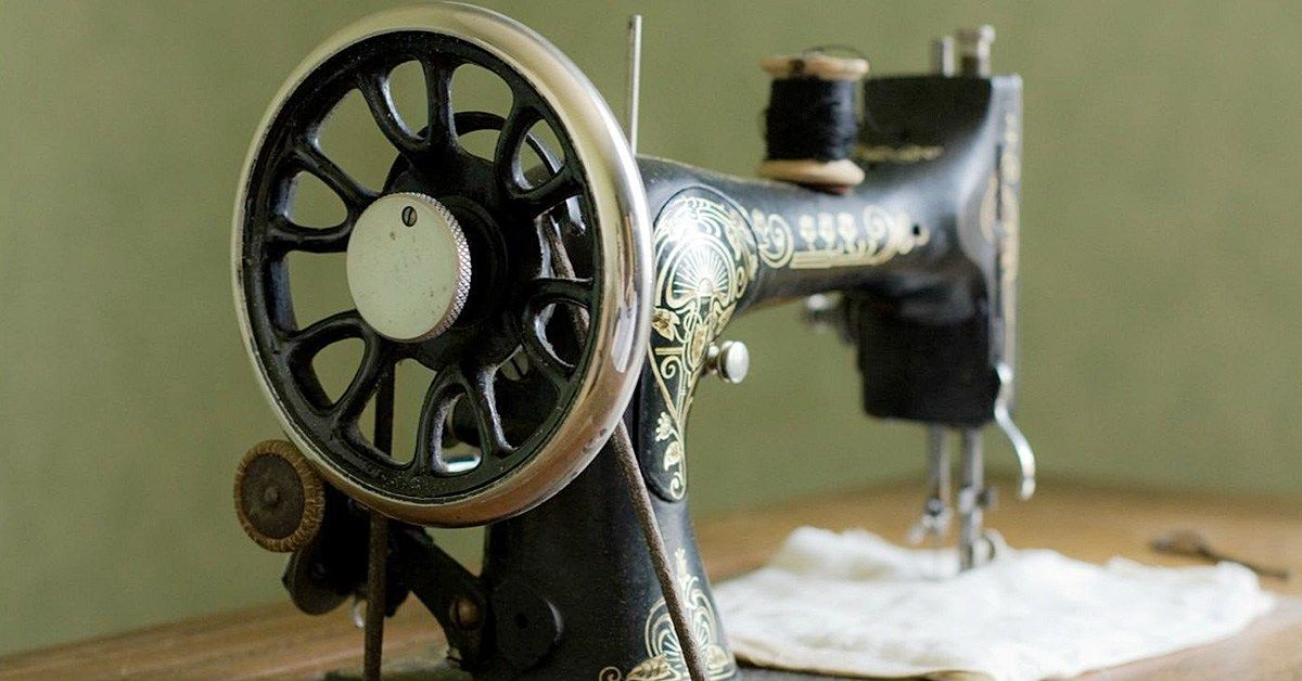 The Soul of Things: Or should I buy that old metal sewing ...
