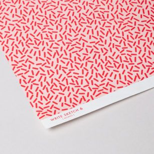 Attractive Nude Wrapping Paper Pic