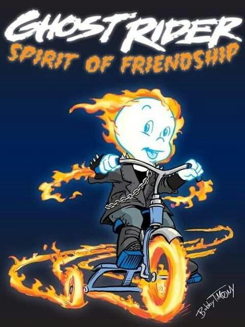Ghost Rider Lustig