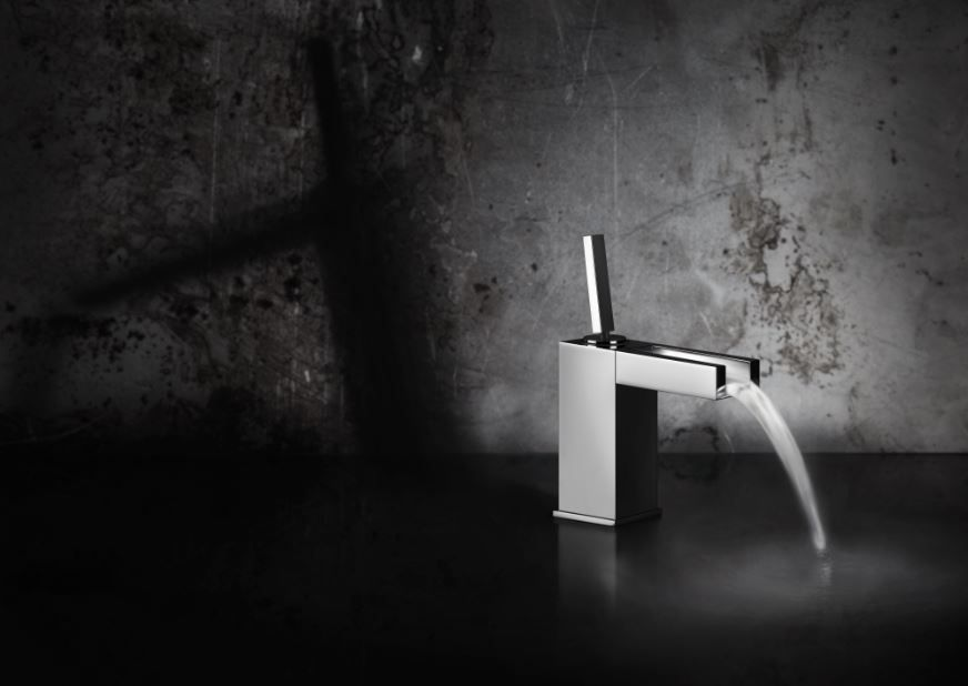 Gessi Rettangolo Designer Bathroom Collection Tapware