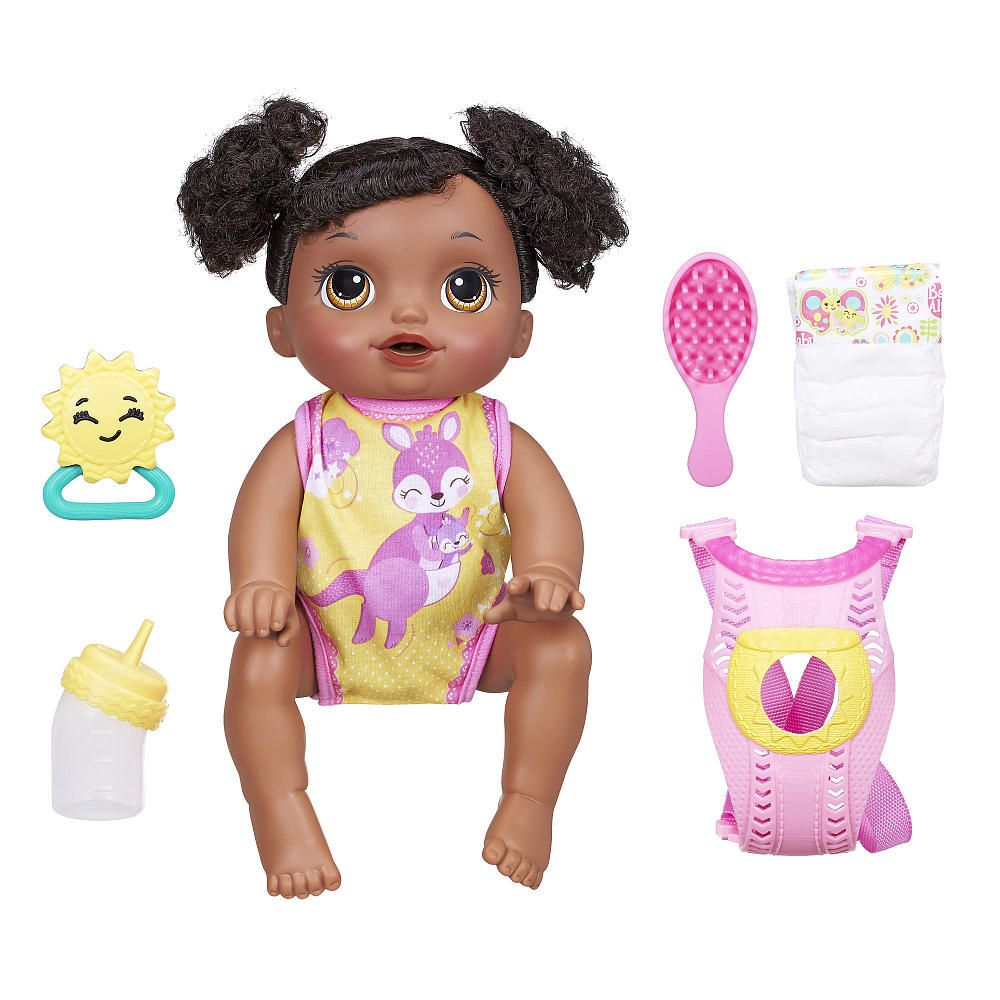 There S Many Ways To Play With The Baby Go Bye Bye Doll Better