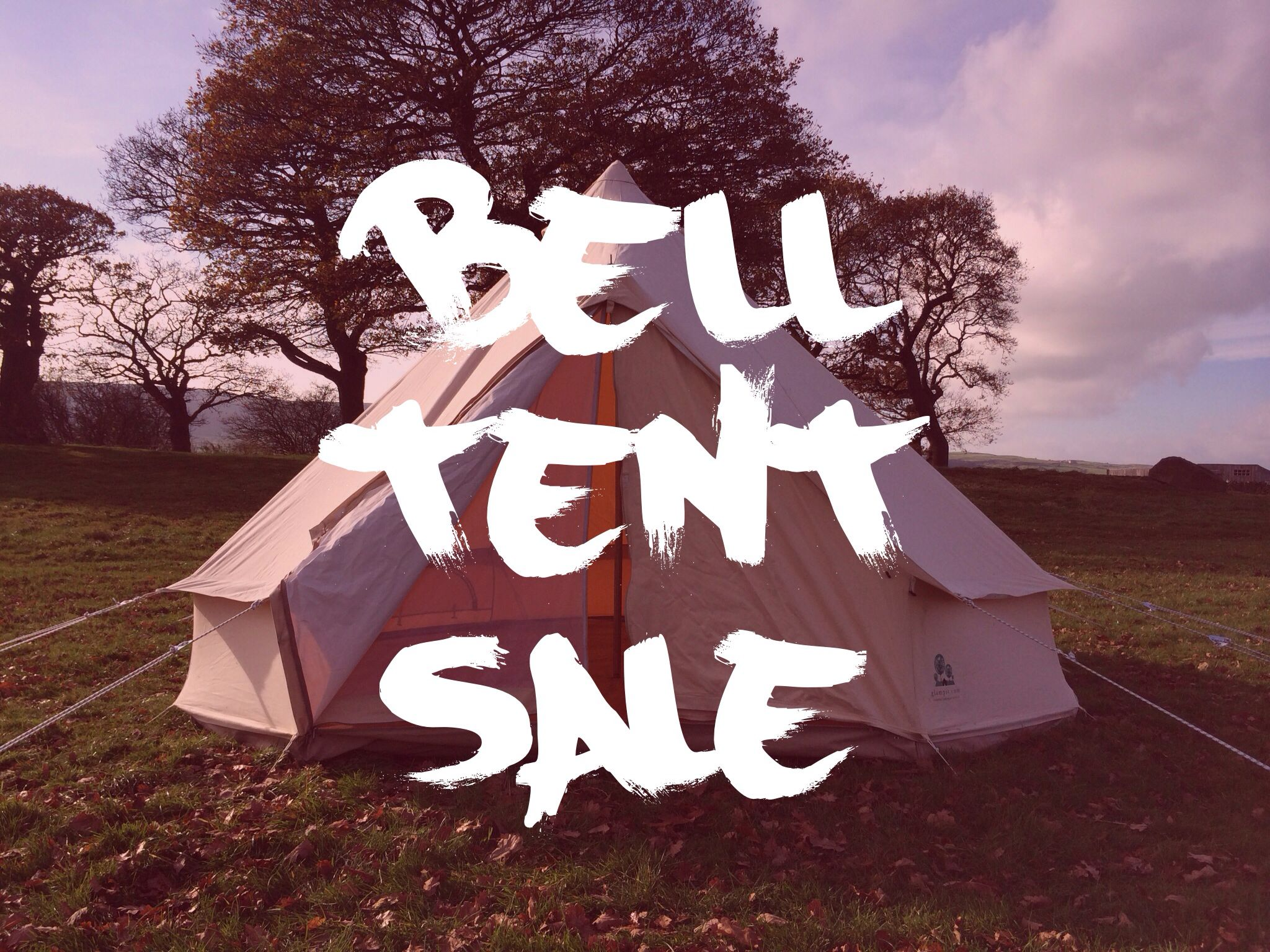 @Gl&it BELL TENT SALE We have a large number of preloved 100% cotton & Glampit: BELL TENT SALE We have a large number of preloved 100 ...