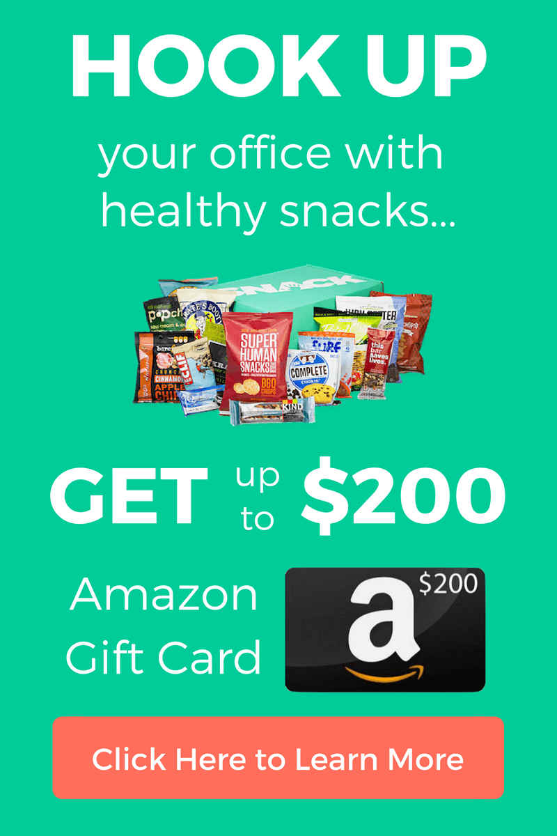Are you an office snacker recommend